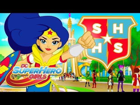 Back to School! | DC Super Hero Girls