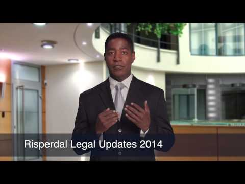 Risperdal Legal Updates 2014