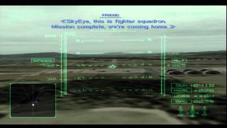 Ace Combat 4 Mission 2 Imminent Threat