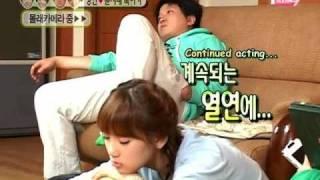 We Got Married EP 54 - Taeyeon & Hyungdon cut (042609) (en) 2/4