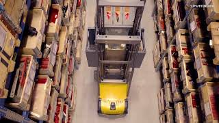 New video: The state-of-the-art spare parts logistics centre in Taufkirchen (AT)