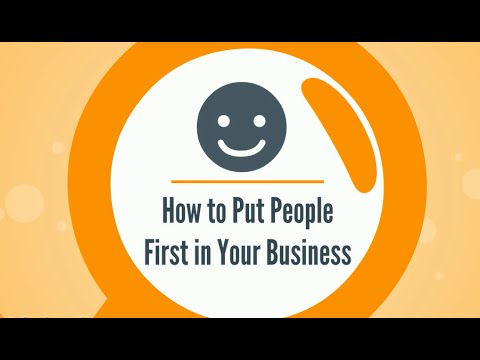 How to Put People First in Your Business