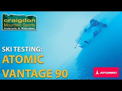 Atomic Vantage 90 CTI & Warden 13