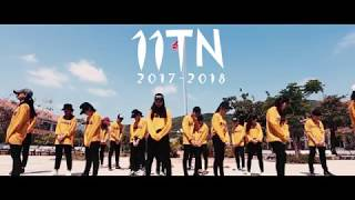 Múa dân vũ 11TN (2017-2018)