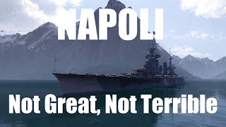 Napoli - Not Great, Not Terrible
