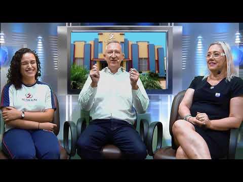 Canal 14 Entrevistas- Colégio Auxilium