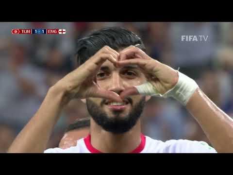 Tunisia v England 1-2