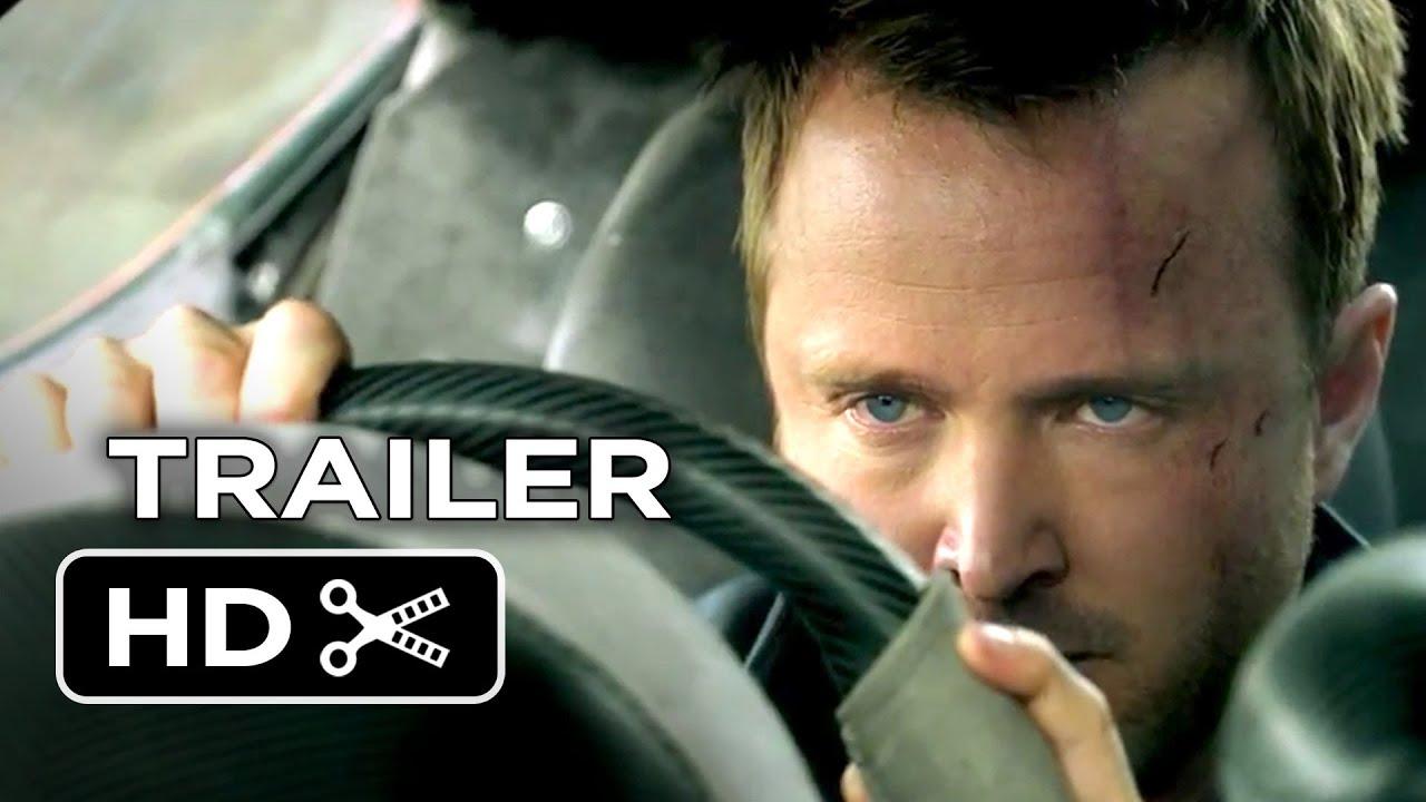 Жажда за скорост (2014) Трейлър