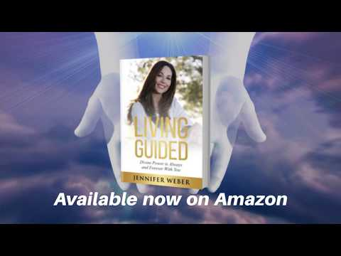 New Bestseller: Living Guided by Jennifer Weber