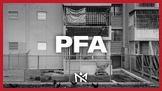 Myke Towers - PFA (Lyric Video)