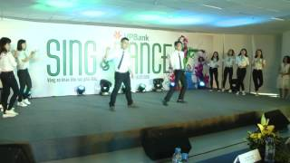 Sing & Dance 2016 Nhảy  hiện đại - BMT - VP Bank