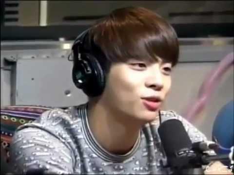 [HD & ENG] SHINee Jonghyun's SISTER COMPLEX ~ My 소담누나 (Noona)~ Is The Prettiest  ~120420