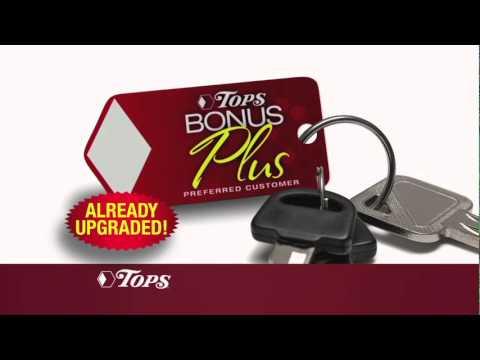 TOPS Friendly Markets BonusPlus :30 TV Spot