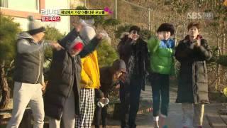 IU - You & I + Good day (IU - Good day, + you and me) @ SBS Running man Running Man 120115