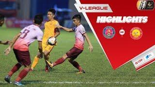 Highlights | Sài Gòn FC - Thanh Hóa FC | 2 siêu phẩm sút xa trong 1 trận cầu | VPF Media