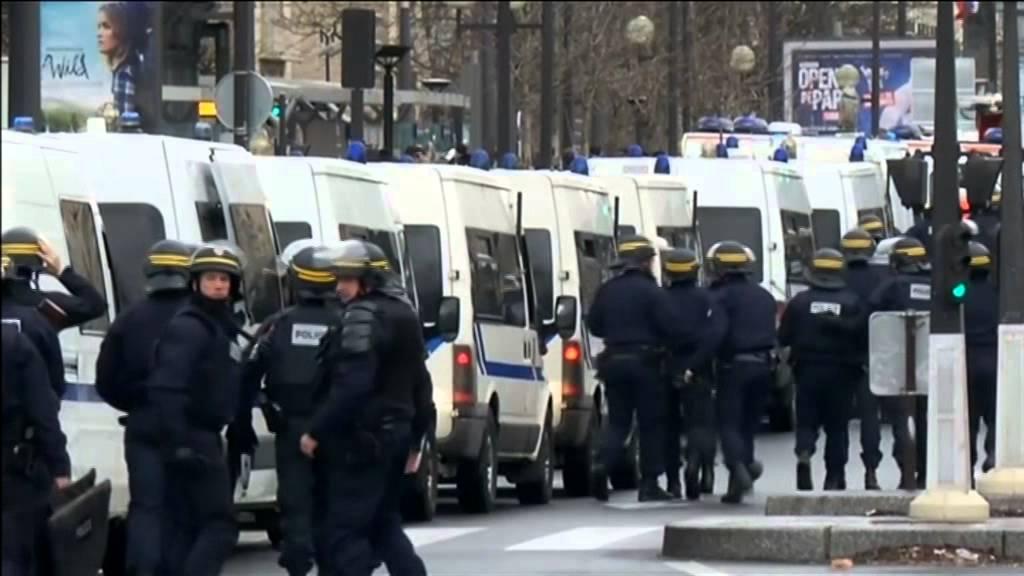 """Fransa'da 5 kişiye """"Suriye tutuklaması"""""""