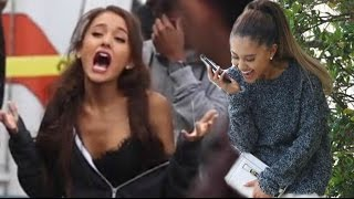 Try Not To Laugh with Ariana Grande