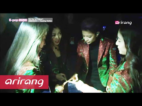 Pops in Seoul _ f(x)(에프엑스) _ Dimension 4 - Docking Station _ Concert Sketch