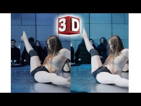 [3D 직캠] Kpop Girls 최한빛(Mercury) Dancing | 3D without glasses, Cross-Eye video by Thistress