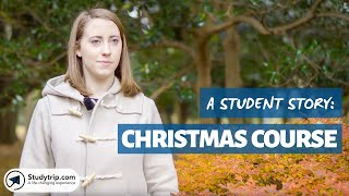 A Student Story: Lauren - Christmas Course