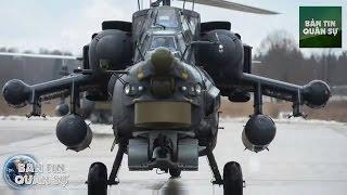 Tin Quân Sự Nga Mới Nhất -  Nga Sắp Trang Bị Thợ Săn Đêm Phiên Bản Nâng Cấp Mi 28NM