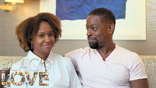 """The """"Crazy"""" Reason Ryan Michelle Bathe Once Broke Up with Sterling K. Brown 