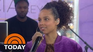 Alicia Keys: My New Album 'Here' Is 'An Important Body Of Work For Me' | TODAY