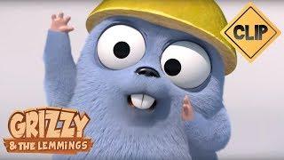 Grizzy & les Lemmings fêtent leurs 1 000 000 d'abonnés !