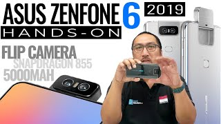 Hands-On Preview Asus Zenfone 6 (2019): Kamera Keren, Kencang, Harga OK - Indonesia