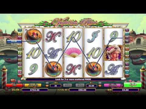 Venetian Rose™ free slots machine by NextGen Gaming preview at Slotozilla.com