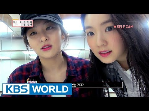 "Red Velvet's Irene hands out the scripts, ""Fighting, Seulgi!"" [ENG/CHN/Ep.3]"