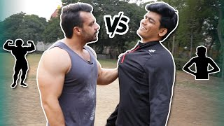 How To Fight a Bodybuilder | Ft. Flying Beast