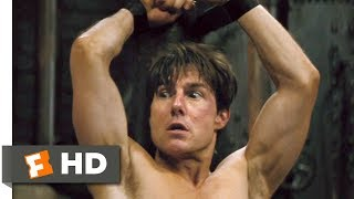Mission: Impossible - Rogue Nation (2015) - Torture Tag Team Scene (2/10)   Movieclips