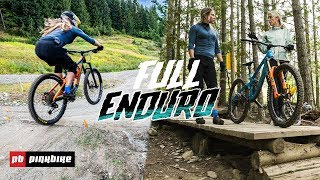 Hitting Jumps & Drops for the First Time | Full Enduro S1 EP4