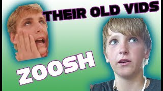 Vlog Mom Reacts to Logan and Jakes Old Videos