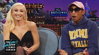 Pharrell Williams Gave In to Gwen Stefani's Yodeling