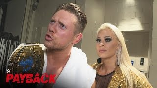 The Miz declares there should be no controversy surrounding his win at WWE Payback: May 1, 2016