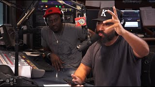 "Ebro in The Morning Responds to Drake saying ""F*ck Hot 97"" at the Garden."