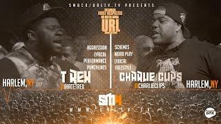 T-REX VS CHARLIE CLIPS SMACK/ URL | URLTV