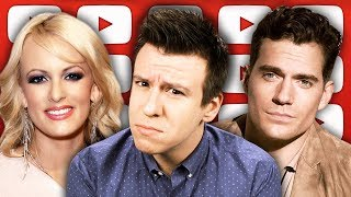 WOW! Stormy Daniels Arrested, Henry Cavill #MeToo Backlash, NATO Dustup Explained, & More...