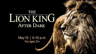 After Dark: The Lion King
