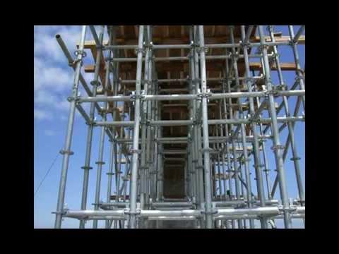 Sistema AMUD, Apuntalamiento y Andamiaje Multidireccional - Bagant
