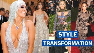 Jennifer Lopez's Most Stunning Met Gala Gowns