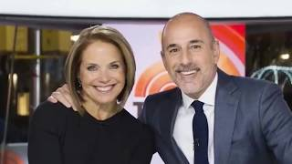 Katie Couric Tipped Everyone Off About Lauer on Air, NBC Ignored