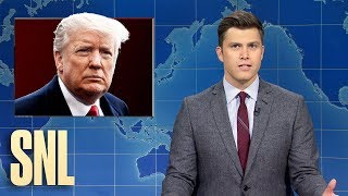 Weekend Update: Impeachment Hearing Testimony - SNL