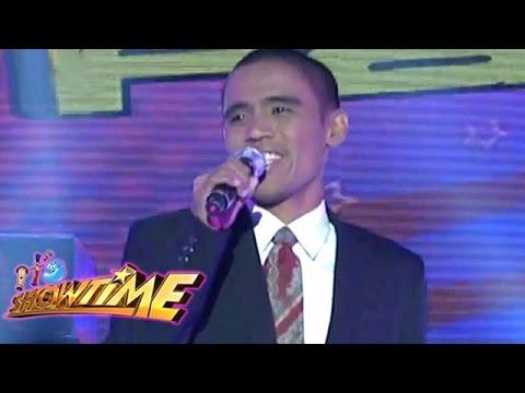 It's Showtime Kalokalike Face 3: Barack Obama