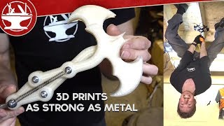 Trusting My Life to a 3D Printed Part! 😮😮😮