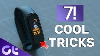 Top 7 Mi Band 4 Cool Tips & Tricks to Make the Most of it | Guiding Tech