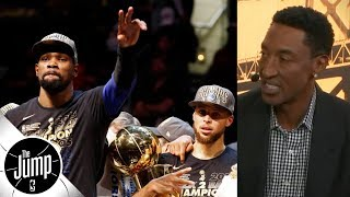 Scottie Pippen explains how Warriors should chase NBA three-peat   The Jump
