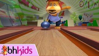 Phim hoạt hình mới | Chơi Bowling Đẳng Cấp | Phim hoạt hình hay 2017
